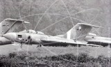 XA709 - Gloster Javelin at Shawbury in 1964