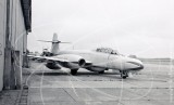 OO-ARZ - Gloster Meteor NF.11 at Northolt in 1959