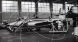 VT241 - Gloster Meteor F.4 at Cranfield in 1956