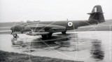 VZ508 - Gloster Meteor F.8 at Woodvale in 1971