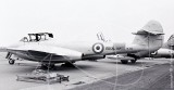 WL352 - Gloster Sea Meteor at Brawdy in 1963