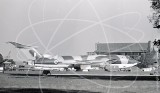 XM715 - Handley Page Victor at Alconbury in 1967