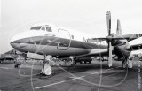 XS610 - Hawker Siddeley Andover at Finningley in Unknown