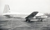 G-ARAY - Hawker Siddeley HS 748 at Woodford in 1966