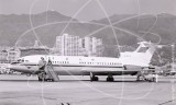 G-BAJG - Hawker Siddeley Trident 2E at Kai Tak Hong Kong in Unknown
