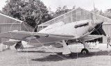 Z7015 - Hawker Hurricane at Unknown in 1967