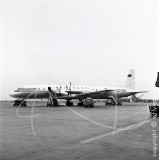CCCP-75823 - Ilyushin Il-18 B at London Airport in 1964