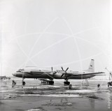 OK-NAB - Ilyushin Il-18 at London Airport in 1963