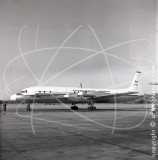 OK-PAE - Ilyushin Il-18 B at Dakar Airport in 1961
