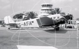 ZS-AFA - Junkers Ju 52 - CASA 352 at Rand Airport in 1986