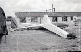 G-ASVS - LET Blanik L.13 at Southend in 1967