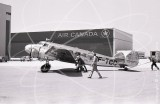 CF-TCC - Lockheed 10 Electra A at Toronto-Pearson in 1986