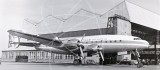 5Y-ABF - Lockheed Constellation L.049E at Luton Airport in 1965