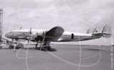 CN-CCR - Lockheed Constellation A at Dakar Airport in 1960