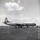 VR-HFO - Lockheed Electra L-188 at Bangkok in 1959