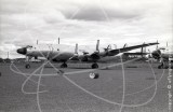 N8083H - Lockheed Starliner L.1649 at Anchorage in 1972