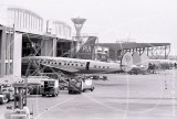 AP-AFS - Lockheed Super Constellation L-1049 at Karachi Airport in 1967