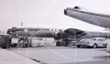 CONSTELLATION - Lockheed Super Constellation L-1049 at Burbank in 1964