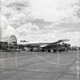 EC-AIP - Lockheed Super Constellation at Sao Paulo in 1961
