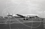F-BGNE - Lockheed Super Constellation at Orly in 1961