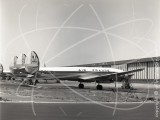 F-BGNG - Lockheed Super Constellation at Orly in 1959