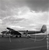 F-BHBE - Lockheed Super Constellation at Nice in 1965