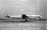 F-BHBG - Lockheed Super Constellation at Orly in 1961