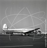 F-BHBI - Lockheed Super Constellation at Nice in 1966