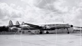 N74CA - Lockheed Super Constellation L-1049H at Fort Lauderdale in 1976