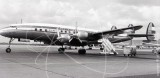 PH-LKR - Lockheed Super Constellation L-1049E at Amsterdam Schiphol in 1958