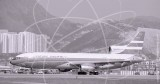 N321EA - Lockheed Tristar at Kai Tak Hong Kong in 1979
