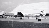 53-7885 - Lockheed VC-121 E at Wright-Patterson Air Force Base Dayton in 1973