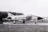 40857 - McDonnell Douglas Phantom F-4 at Bentwaters in 1966