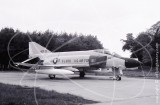 40870 - McDonnell Douglas Phantom at Bentwaters in 1966