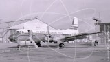 JA8721 - NAMC YS-11 A at Oakland Airport in 1969