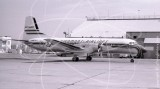 JA8741 - NAMC YS-11 A at Oakland Airport in 1969