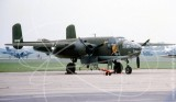 151451 - North American B-25 Mitchell at Mildenhall in 1978