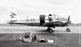 HS-RID - Piper Apache at Bangkok in 1959