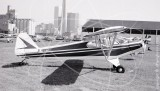 C-FSMT - Piper PA-11 at Toronto Islands in 1978