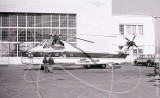 PT-HHE - Sikorsky S.58 T at Oakland Airport in 1974