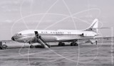 F-BHRD - SNCASE (Sud Est) SE 210 Caravelle III at London Airport in 1959