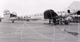 OD-ABJ - SNCASE (Sud Est) SE.161 P7 Languedoc at Beirut Airport in 1955