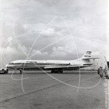 EC-ATX - Sud Aviation SE 210 Caravelle at Heathrow in 1965