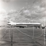 EC-AYD - Sud Aviation SE 210 Caravelle at Heathrow in 1965