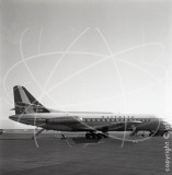 I-DABS - Sud Aviation SE 210 Caravelle at Nice in 1965