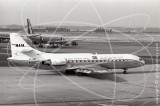 JY-ACT - Sud Aviation SE 210 Caravelle at Heathrow in 1966