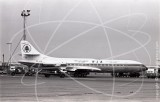 OD-AEE - Sud Aviation SE 210 Caravelle at Heathrow in 1966