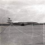 TS-MAC - Sud Aviation SE 210 Caravelle at Zurich in 1966