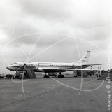 OK-MDE - Tupolev Tu-104 at London Airport in 1963