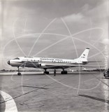 OK-NDD - Tupolev Tu-104 at London Airport in 1960